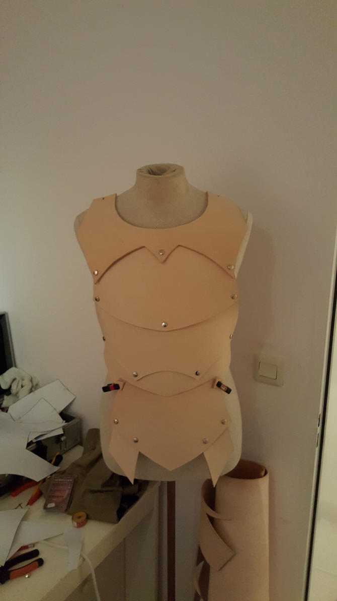 Chestpiece :: WIP by Relaxed86