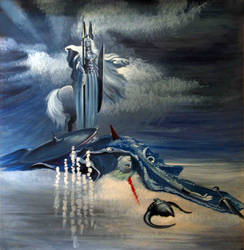 Goddess of War by minhhuek91