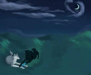 Contest: Moon gazing