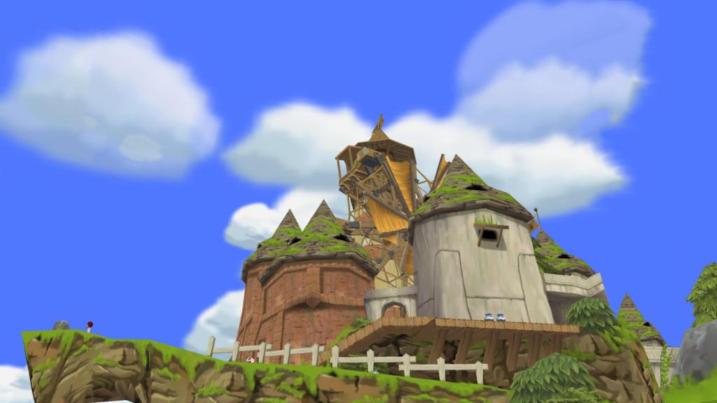 Wind Waker Sightseeing - Windfall Island by iamYORGOS