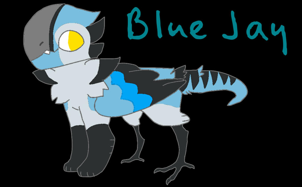 Blue Jay ref remake by XincandescentCandleX