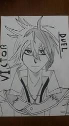 Victor (Character Face) by vrikolas