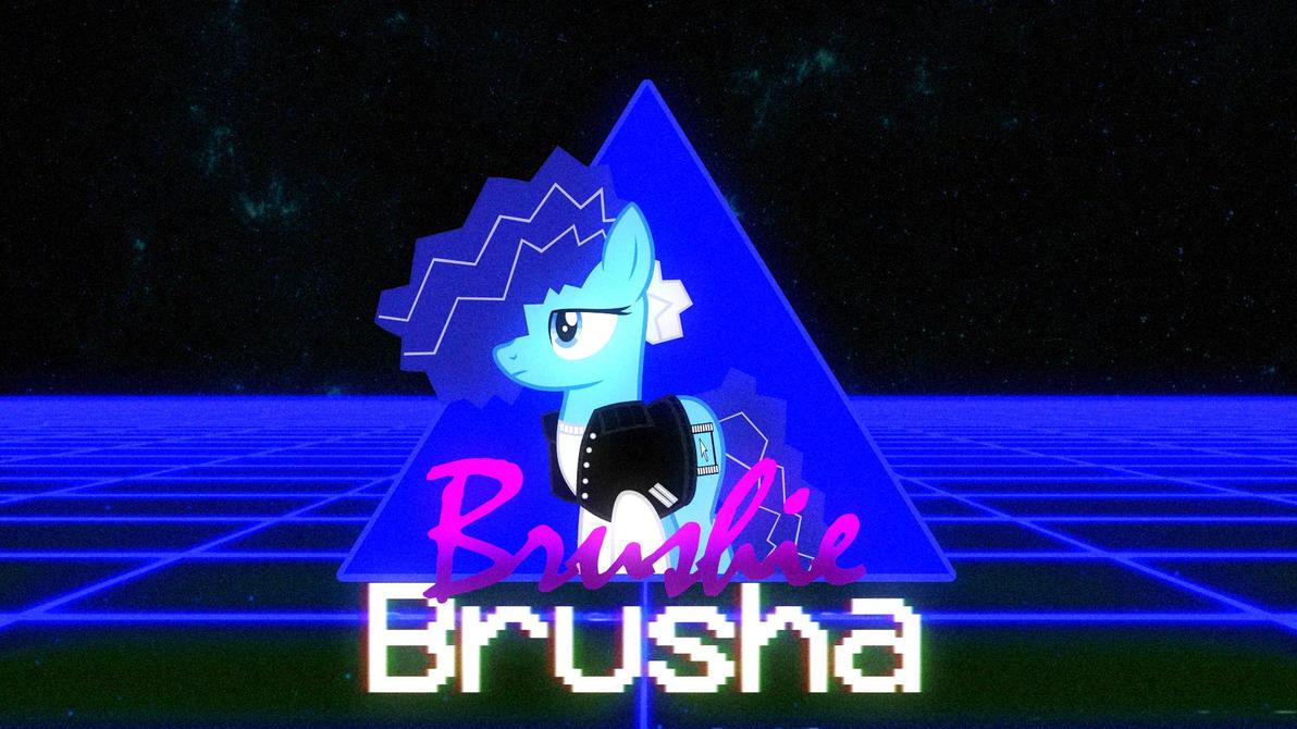 Brushie Brusha 80's by VBASTV