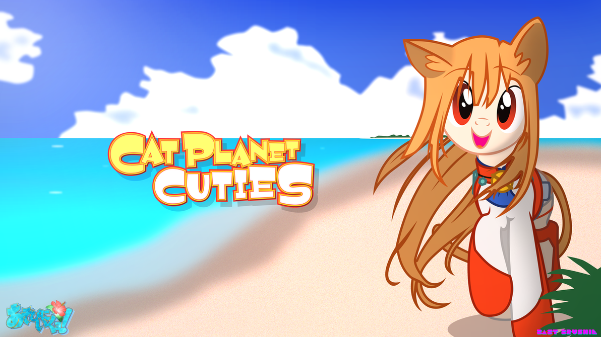 Cat Planet Cuties (Eris) by VBASTV