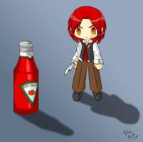 Ketchup by nikkibuu