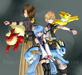 BBS - Pokemon Trainers