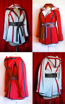 Assassin's Creed-Style Hoodie