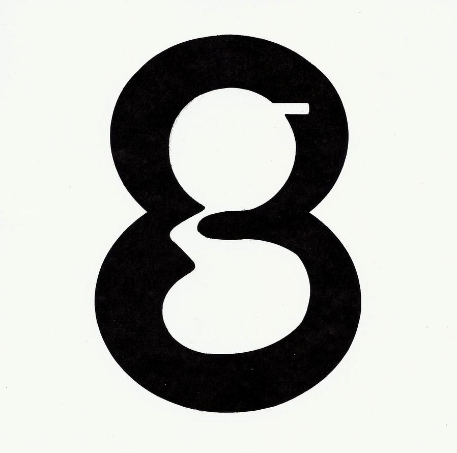 G 8 Letter Number Hybrid By Guptillc On DeviantART