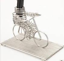 Spiral Man biking (pen holder)