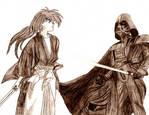 Darth Vader vs. Ruroni Kenshin