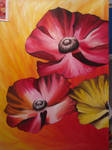 Big Flower Progress 2