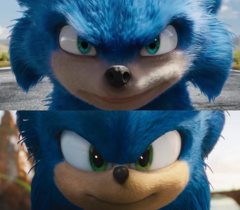 Gotta Go Fast Sonic 2019 Vs Sonic 2020 By Supergemstar On Deviantart