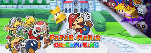 Paper Mario - The Origami King!