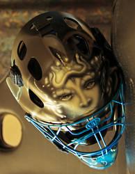 Giger mask take 2 by teedark