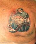 Popeye by teedark