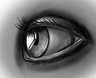 Eye by teedark