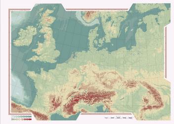 Westeurope Blank by GutKnut4703