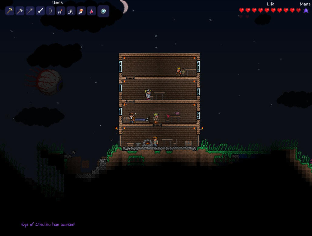 terraria how to stop my summon