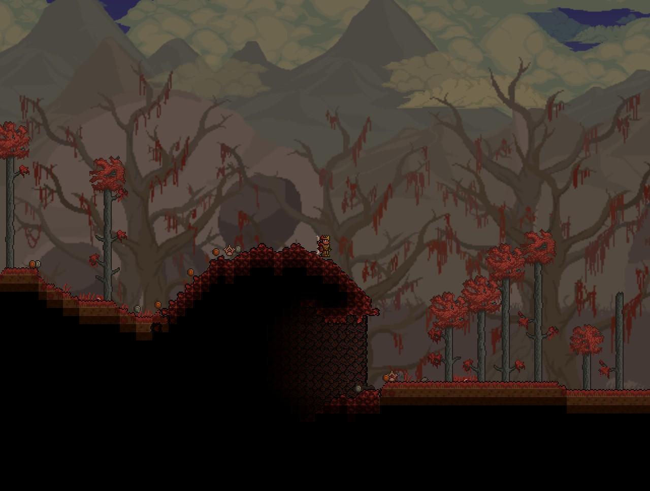 Terraria: The Crimson