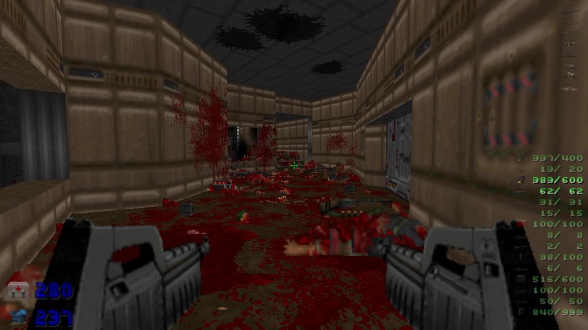 Brutal Doom V20 Screenshot by MrPwner911