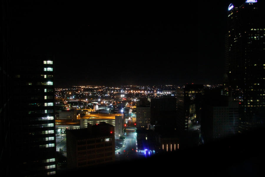 Dallas at nite by FT69