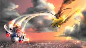 Kirby Jet Vs Kabula