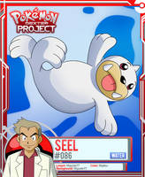 Pokemon - Seel by PokemonDexterProject