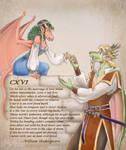 MGC: Sonnet CXVI