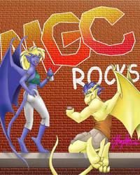 MGC: Teen Ekka and Pinto