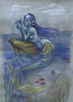 Pearl Mermaid by MommySpike