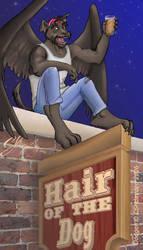 MGC: Pub Dog by MommySpike