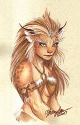 Lynx by MommySpike