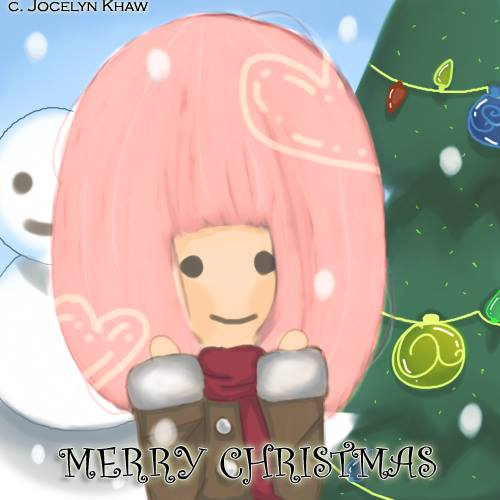 Merry Christmas! by JocelynKhaw