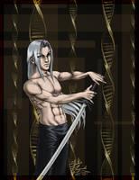 Sephiroth for EErie by 0Pandoras0tear0