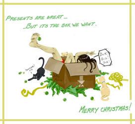 Merry Frickin' Christmas