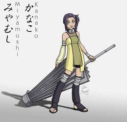 self-nin Miyamushi Kanako