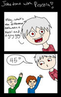 JOKE TIME WITH PRUSSIA by gottaluvthev13
