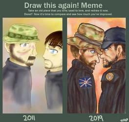 Draw this Again meme by jessdel