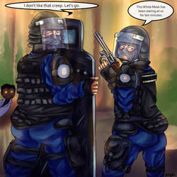 Rook And Monty