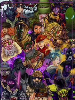 Rainbow Six Siege X Dota 2