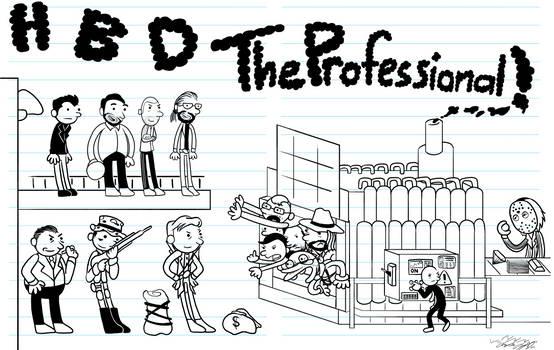HBD TheProfessional 2021