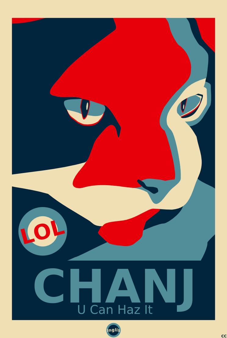Chanj You Can Haz by ludami