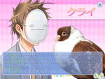 Hatoful Boyfriend: Cry by pearsfears