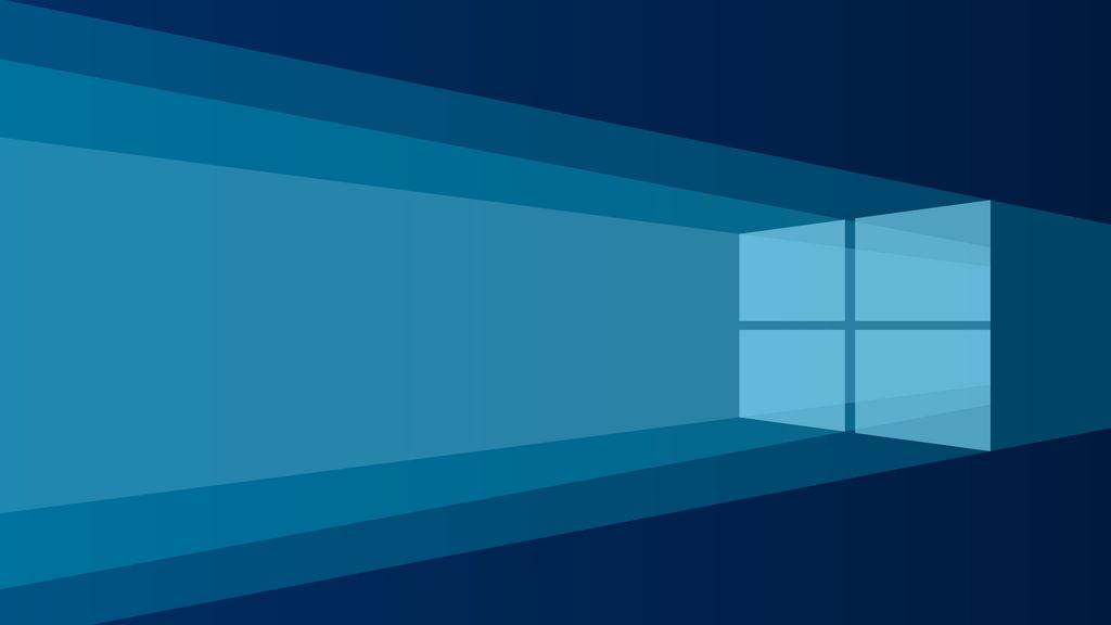 4k Default Windows 10 Solid Wallpaper By Duning On Deviantart