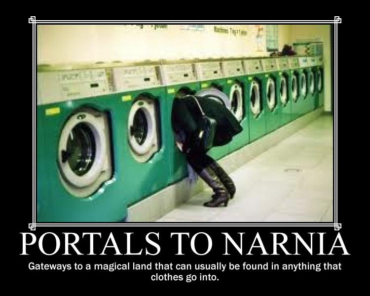 Portal's to Narnia by Pokefan8263
