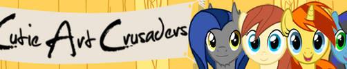 Cutie Art Crusaders EFN Banner Image by CutieArtCrusaders