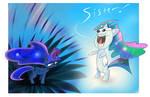 Luna's Thousand Year Reunion with Celestia