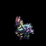 Pokemon Rejuvenation Shiny Zebstrika