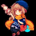 Art Trade: Lolicake27 by minigiraffe