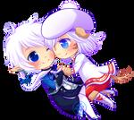 Commission: miss-it-girl by minigiraffe